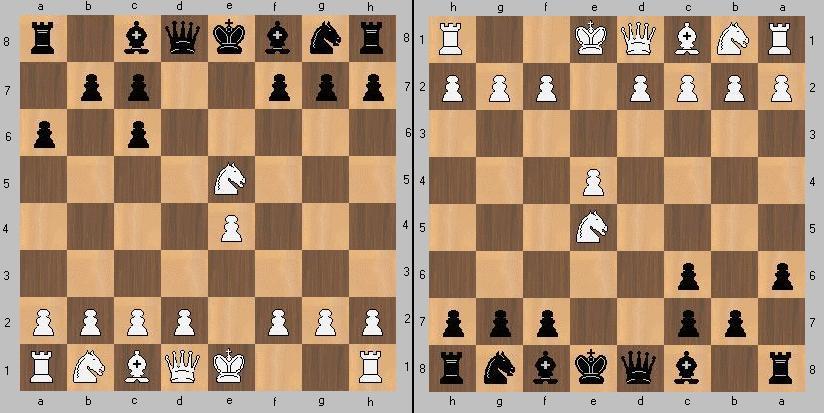 Шахматные дебюты самые лучшие